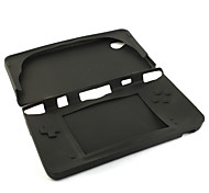 Silicone Protective Skin/ Case For Nintendo DSi LL/XL(Black)