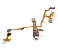 Flex Cable With Audio Connector For Iphone 3G(WHITE)