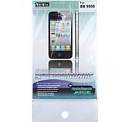 cristal protector de pantalla LCD clara para blackberry 9800