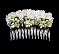 Flower Girl's Stainless Steel / Paper Headpiece-Wedding / Special Occasion / Casual Hair Combs