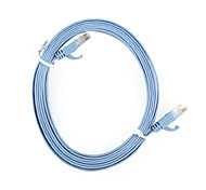 1.3mm RJ-45 Ultra Flat Lan Network Cable 2M