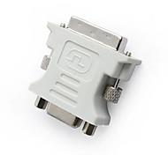 Адаптер DVI-I Male на VGA (женский)