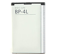 1500mah remplacement des batteries de cellule téléphone BP-4L pour Nokia 6650 t-mobile/6760s/6790/e52/e55/e61i/e63/e71 et plus