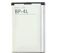 1500mah замены сотового телефона батареи BP-4L для Nokia 6650 t-mobile/6760s/6790/e52/e55/e61i/e63/e71 и более