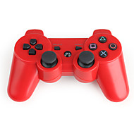 Mando Wireless DualShock 3 para PlayStation 3 (Rojo)
