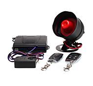 Two-way/one-way Car Alarm Security Sytem + 2 Remote Control