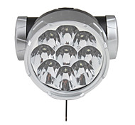 9-LED Bike Head Light (3xAA)