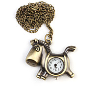 Stainless Steel Pocket Watch with Chain Cool Watch Unique Watch