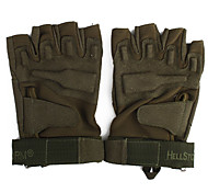 Hawk Half-Finger Gloves
