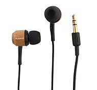Kanen Wooden Style Earphones