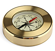 Mini Brass Compass