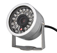 Mini Surveillance Security Camera with 30 LEDs (Night Vision, DC 12V)