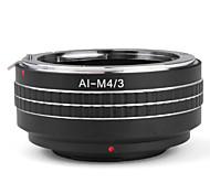для Nikon AI объектив Микро 4 / 3 адаптера E-PL1 электронной pl2 g1 g2 GF1 GH1 GH2
