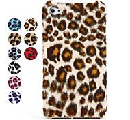 Custodia posteriore leopardata per iPhone 4, 4S