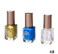 Shatter Crackle Cracked Style Nail Polish Set B 10#
