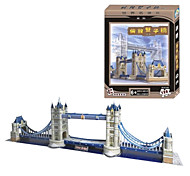 London Gemini Bridge 3D DIY Puzzle