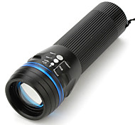 SA-37 3-Mode LED Flashlight (100LM, 3xAAA)