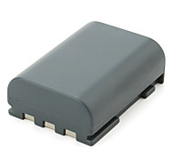 Ismart Camera Battery for Canon DC 300 Series,Elura Series,EOS Series