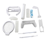 15-en-1 pack sport pour Wii (blanc)
