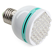 3W E26/E27 Focos LED 42 LED Dip 290 lm Blanco Natural AC 100-240 V