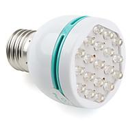 Focos E26/E27 1 W 19 LED Dip 90 LM K Blanco Fresco AC 85-265 V
