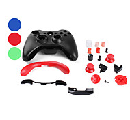 Replacement Housing Case for Xbox 360 Controller (Assorted Colors)