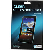 protector de pantalla transparente para Samsung Galaxy ficha p6800