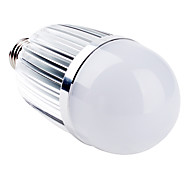E26/E27 12 W 12 High Power LED 1200 LM Warm White A Globe Bulbs AC 85-265 V