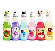 Transparent Soda Bottle Style Piggy Bank