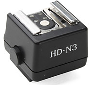 Flash Hot Shoe Adapter HD-N3