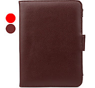 Protective PU Leather Case for Kindle Touch (Assorted Colors)