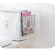 banheiro rack de armazenamento revista