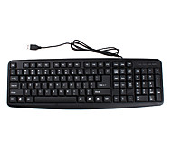 Value USB QWERTY Keyboard (Black)