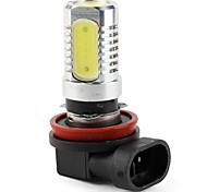 H11 High Power 6W 320LM 4-LED White Light Bulb for Car