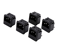 AC-02 Power Switch with Fuse Holder (5 Pieces a Pack)