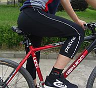 jaggad - pantaloncini da ciclista da uomo con nylon lycra 80% 20%