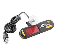 Digital USB LED Thermometer for Aquarium (-20 - 80℃)