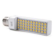 Bombillas LED de Mazorca T E26/E27 6W 44 SMD 5050 500 LM Blanco Cálido / Blanco Natural AC 100-240 V