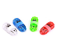 Car Shaped Laser Finger Lamps (4 Pieces)