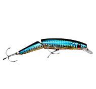 1 pcs Hard Bait / Minnow Assorted Colors g Ounce mm inch,Hard Plastic Sea Fishing / Freshwater Fishing / Bass Fishing