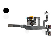 Earphone Jack Audio Flex Cable for iPhone 4S (Assorted Colors)