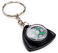 Triangle Compass with Keychain