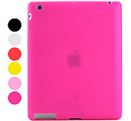 Slim Silicone Case for iPad 3 & iPad 4 (Assorted Colors)
