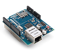 elettronica fai da te (per arduino) shield ethernet W5100