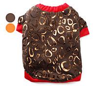 cane alla moda in stile camicia di riscaldamento (xs-l, colori assortiti)