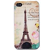 iPhone 4/4S Eiffeltoren Hoesje