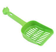 Easy Clean Pet Litter Scooper (Green)