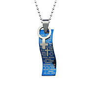 Blue Pendant Necklaces Daily Jewelry