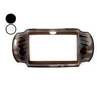 caso protetora de silicone para ps vita (caixa de varejo, cores sortidas)