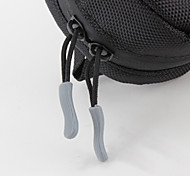 Schwarz-Clip Tasche (mittlere Größe)